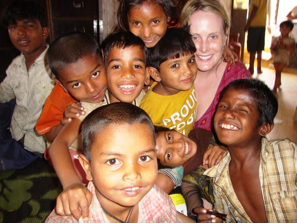 Volunteer in Orphanage in India