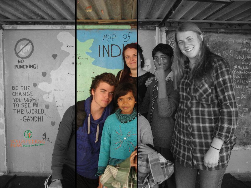 Volunteer Travel Prorgams in India