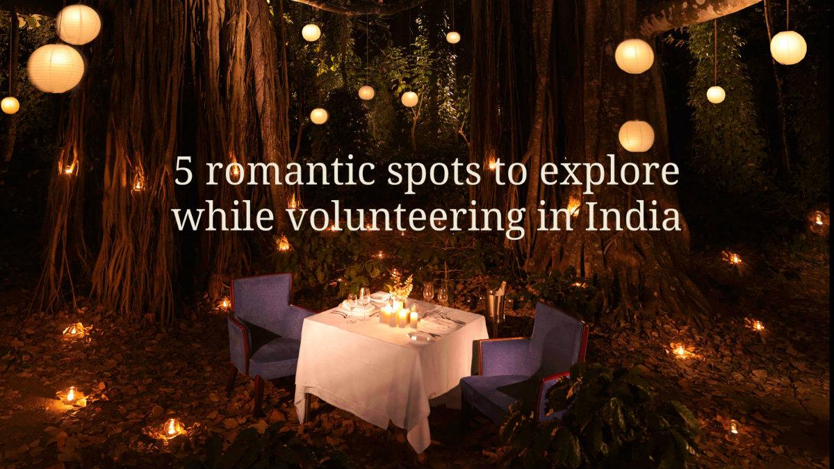Romantic Destinations in India