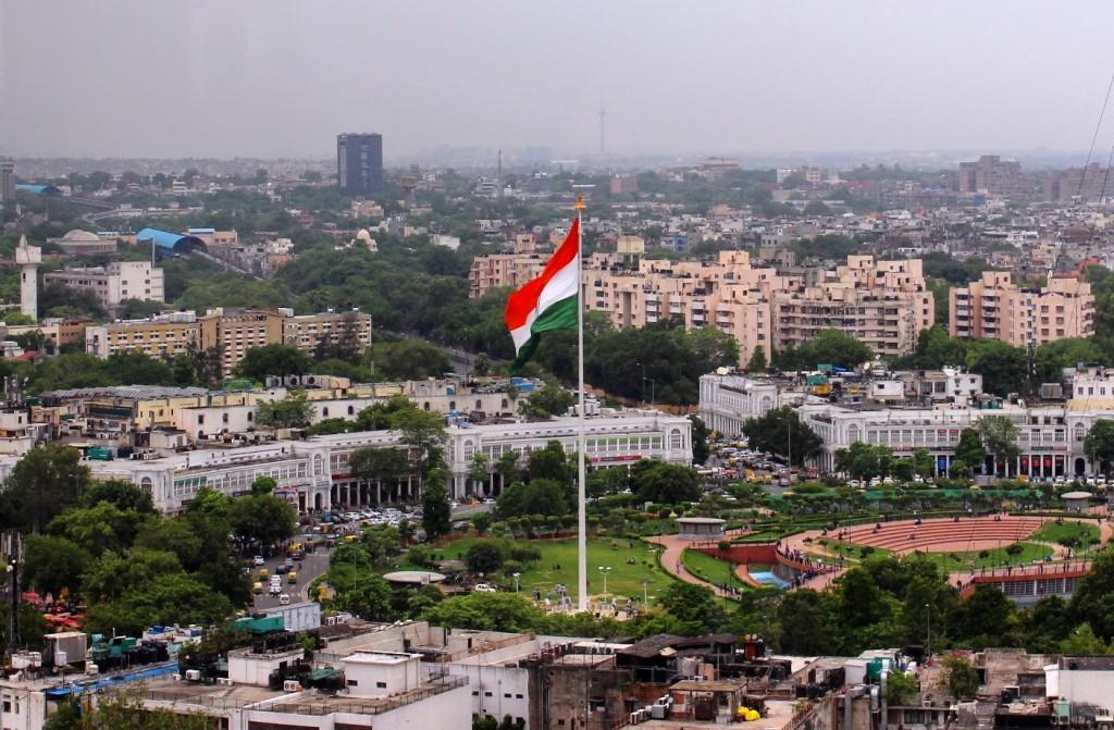 Delhi-the capital of India