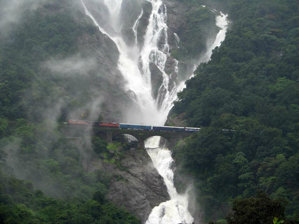 Dudhsagar South India