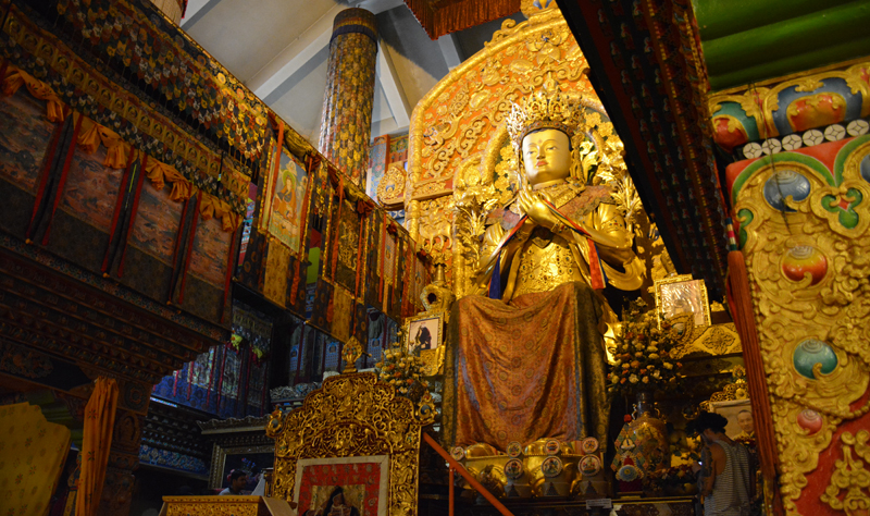 Buddhism-in-Dharamsala