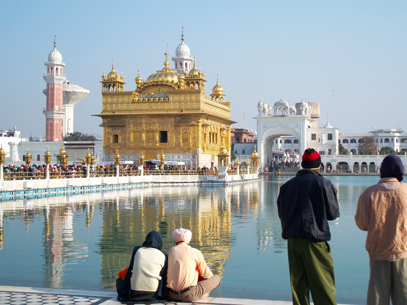 Golden_Temple, Amritsar