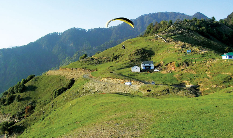 Paragliding-in-Palampur