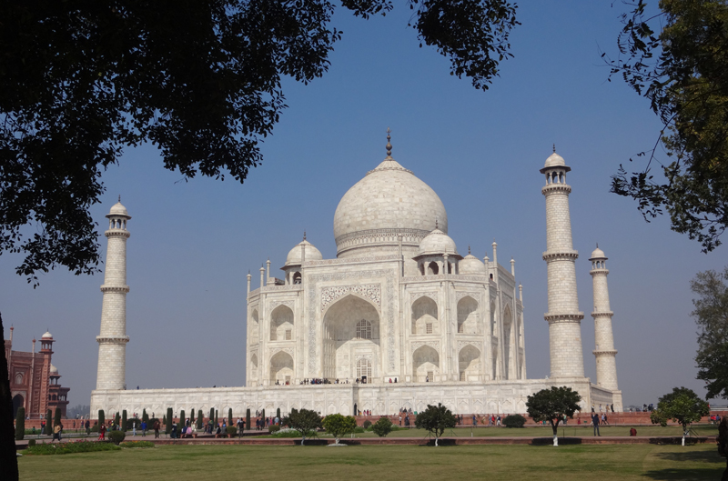 Tajmahal-Agra