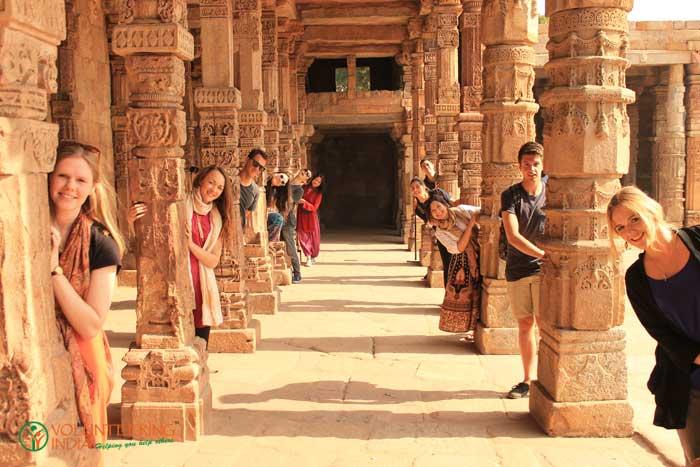 make-Memories-while-volunteering-in-India