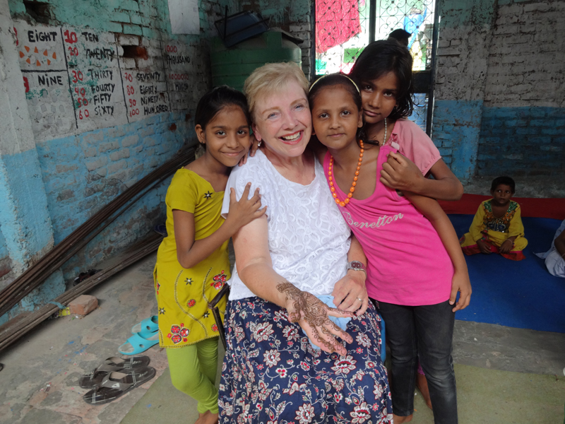 Orphanage-volunteer-work-in-Delhi-India