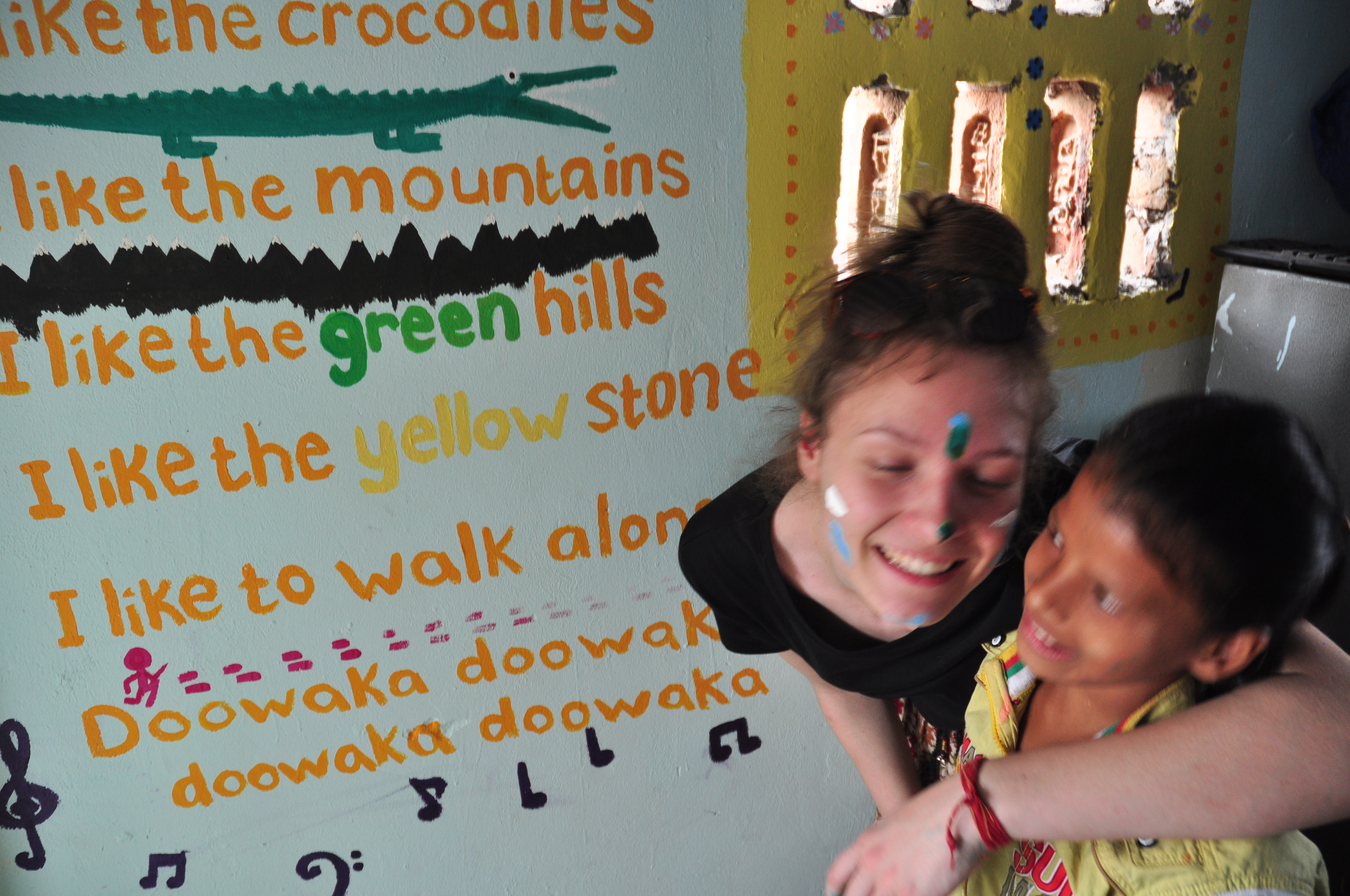 childcare-volunteering-india