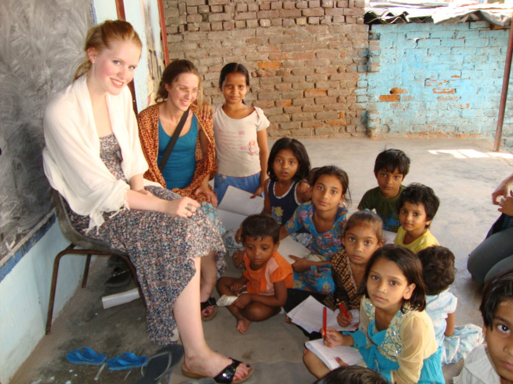 Teaching Volunteer project in India