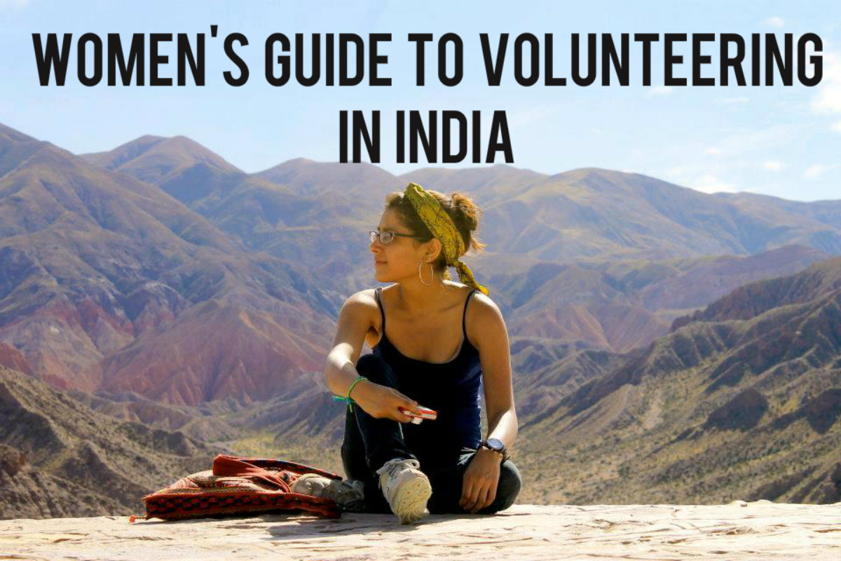 Volunteering In India