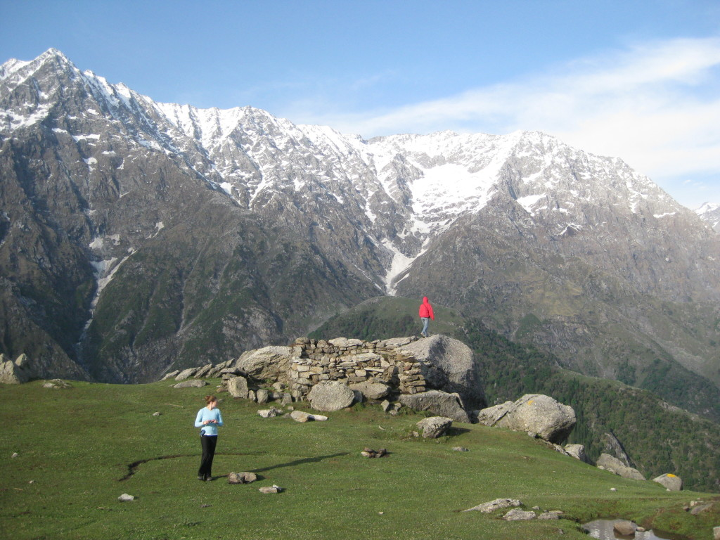Scenic Beauty in the midst of the Mighty Himalayas