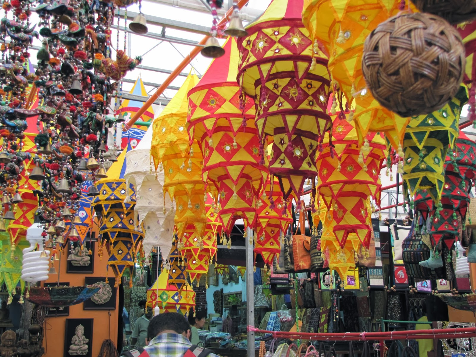 do shopping on diwali