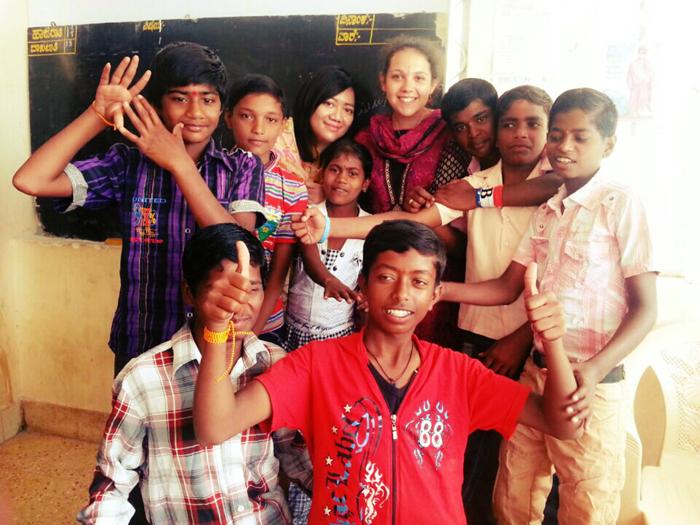 Volunteer-in-South-India
