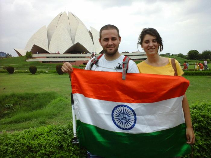 Volunteering-in-Delhi,-India