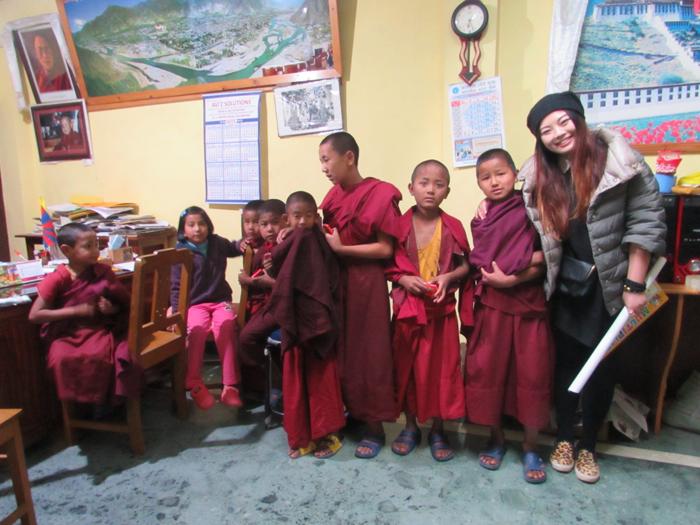 volunteering-in-Kalimpong,-India