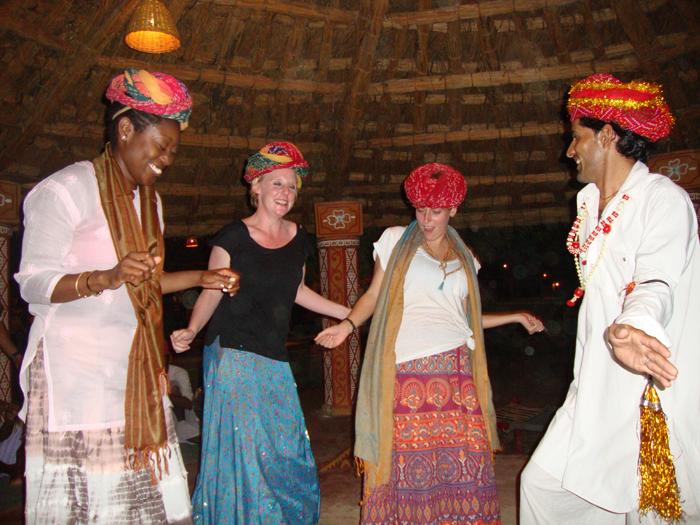 cultural-activities-in-Jaipur-by-volunteers