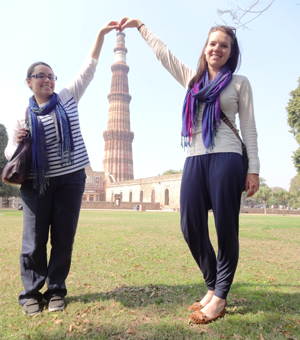 summer-volunteering-in-India-Delhi