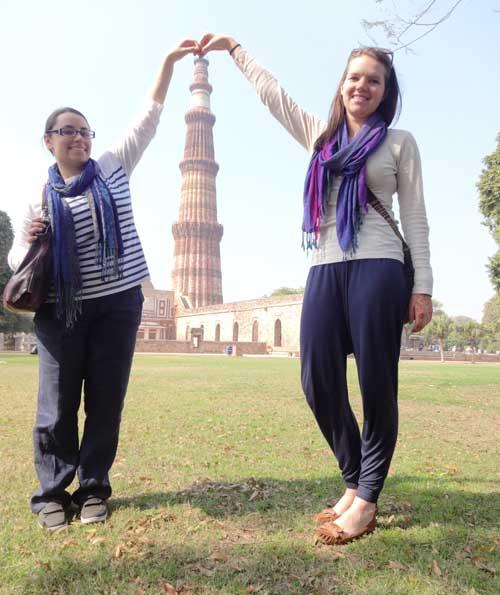volunteer-travel-in-Delhi-india