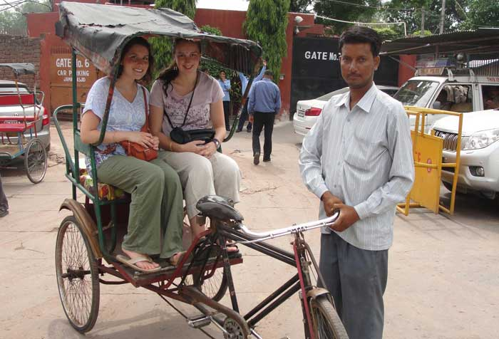 Rickshaw-Ride-Delhi