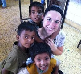 Sarah-Dufour,-Street-Children-Program