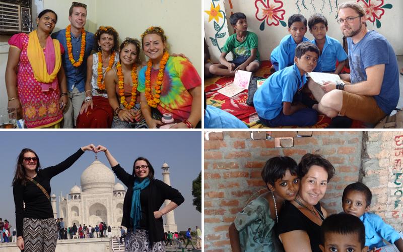 Volunteering-opportunities-in-India