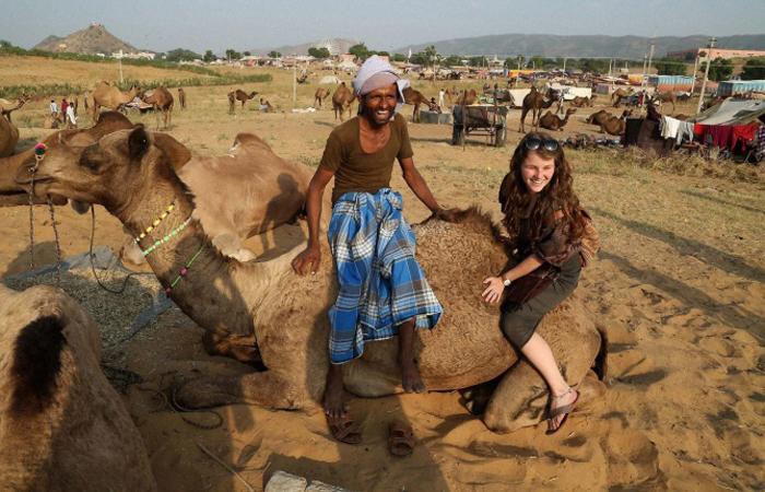 camel fair in pushkar ajmer