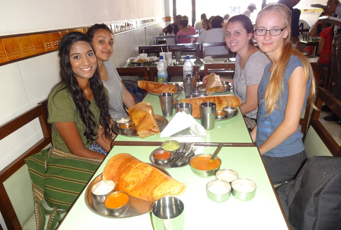 volunteer experience in India