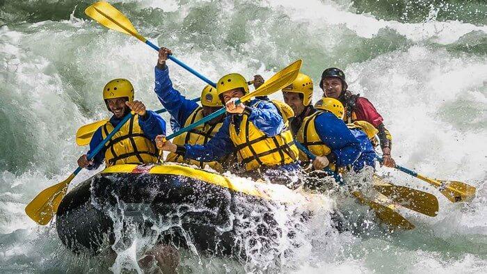 Rafting-in-Manali