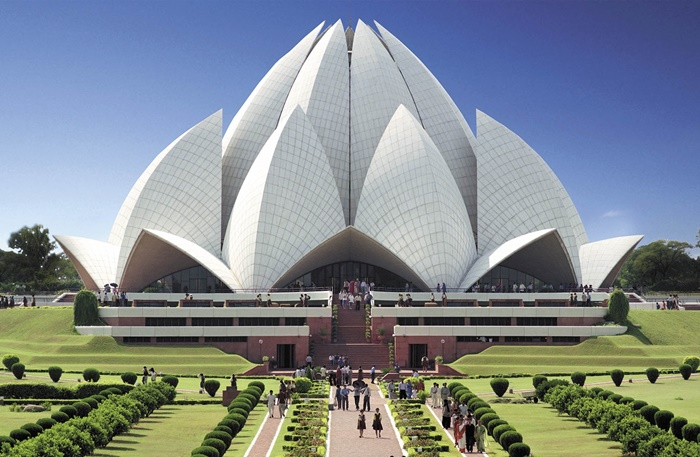The-Lotus-Temple