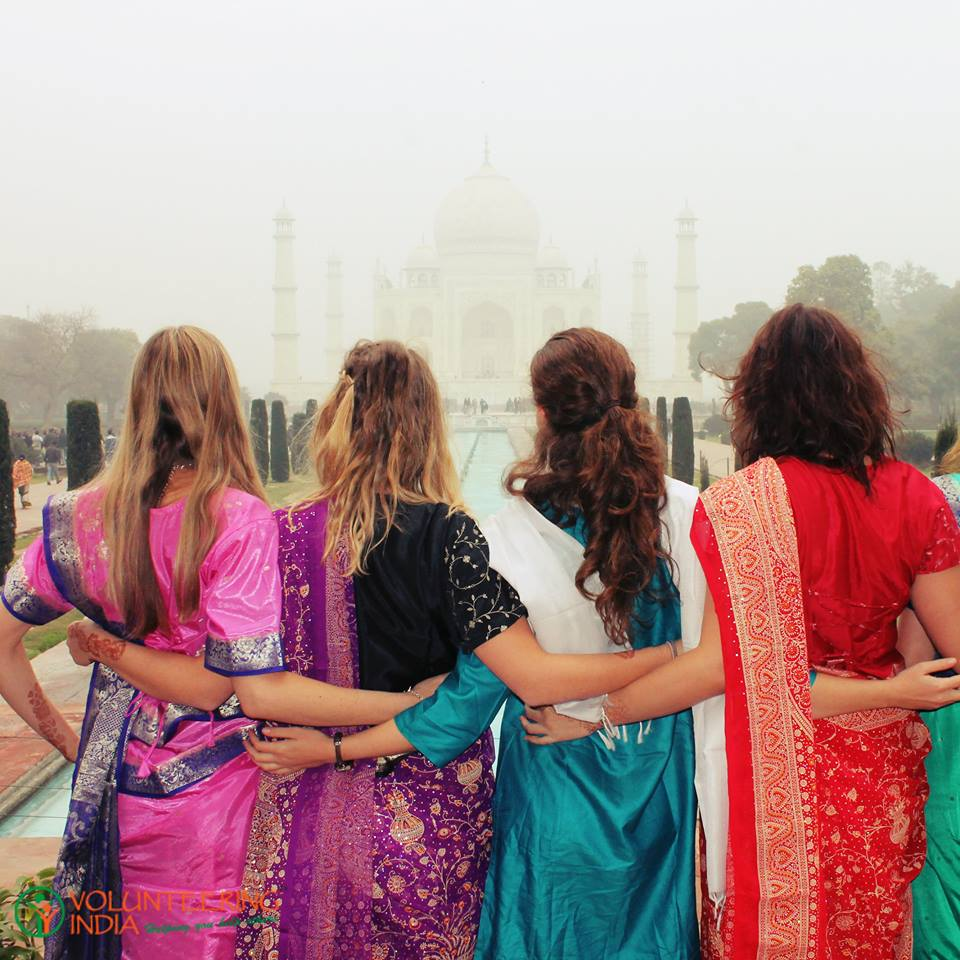 volunteering in india tips