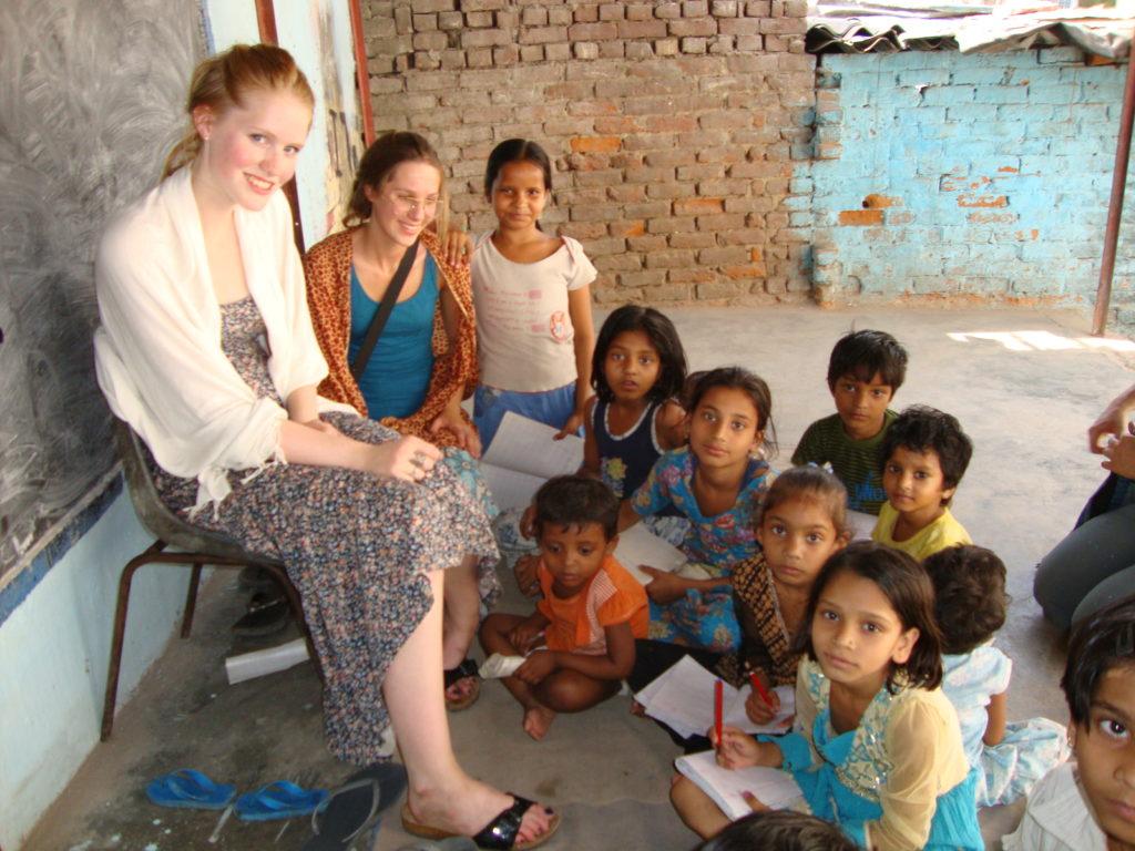 Teaching Volunteer project in India