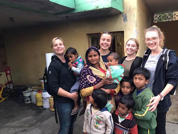 childcare volunteering india