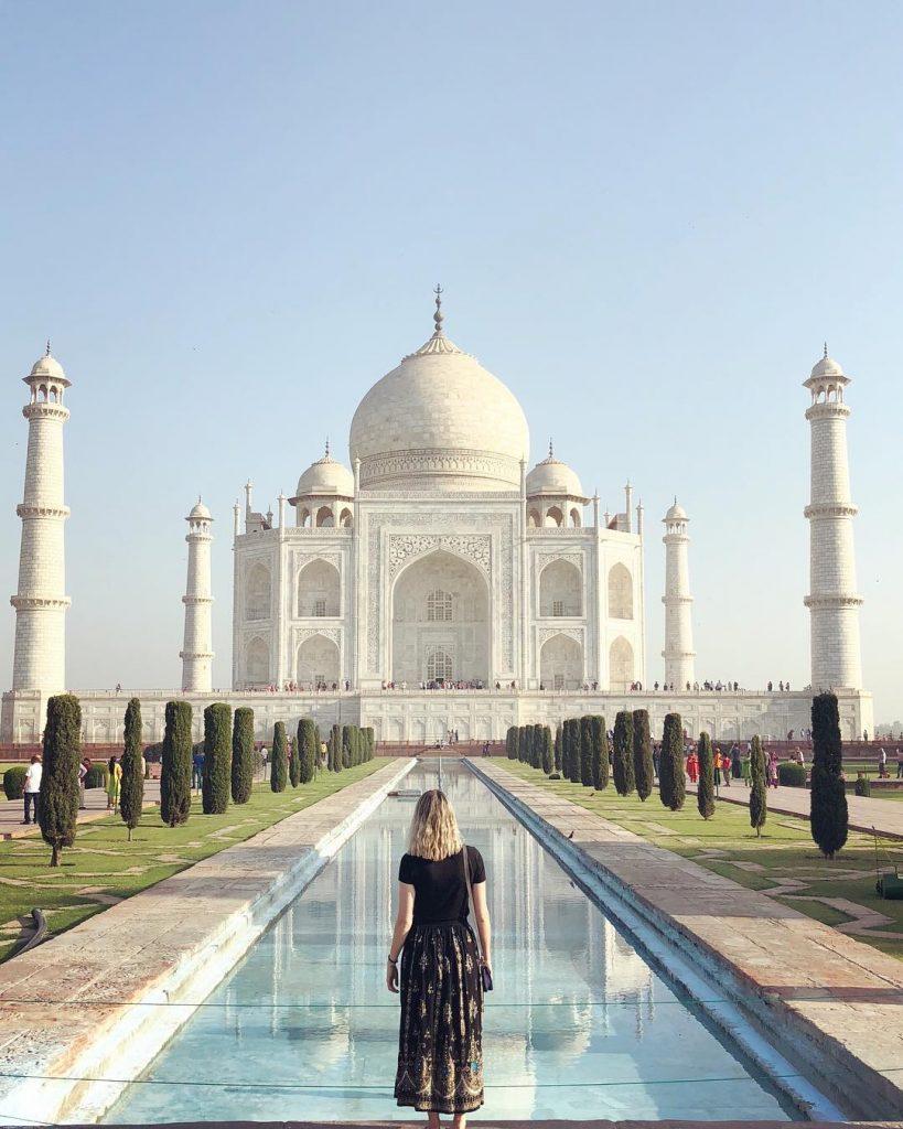 solo women traveler in India