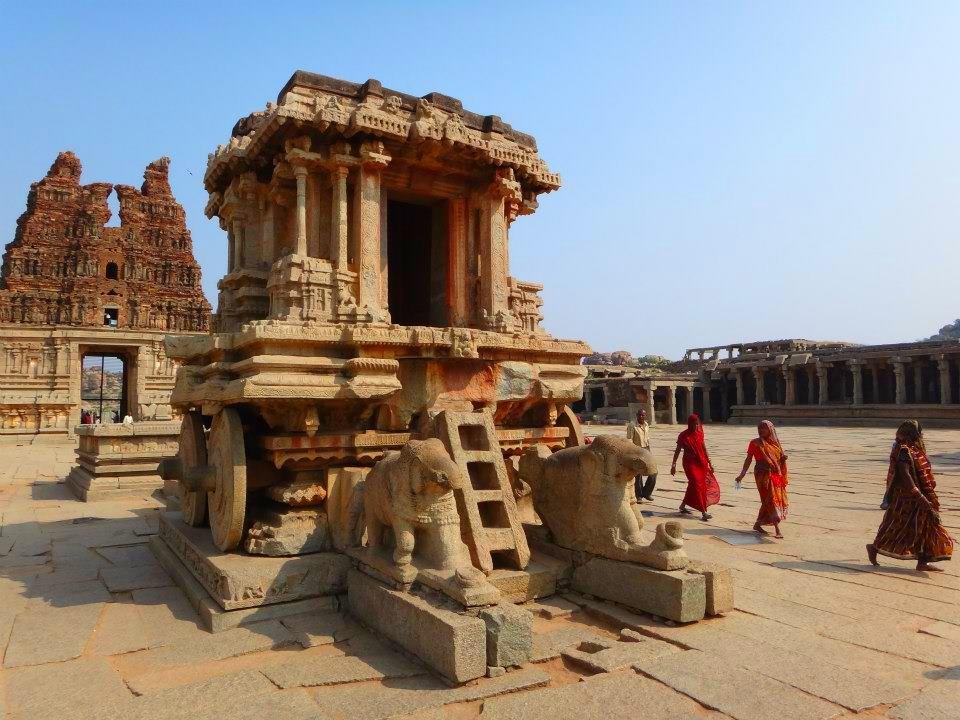 Hampi Group of Monuments, Karnataka