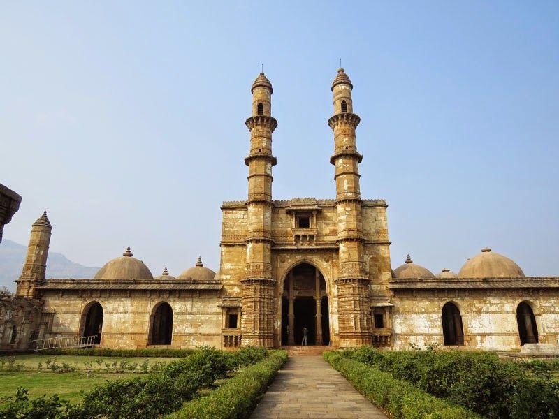 Jama Mosque, Champaner
