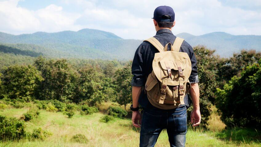 backpacking trip to india